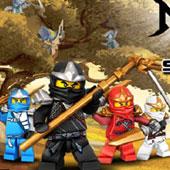Лего Бійки: Майстер Спинджитсу