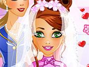 Зачіска нареченої