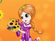Зачіски для соняшникового принцеси