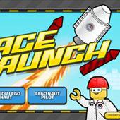 Лего Сіті: Космічний запуск