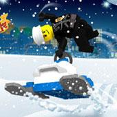 Лего Сіті снігова поліція
