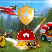 Лего Пожежні