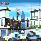 Лего Сіті Поліцейську дільницю