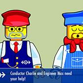 Лего Сіті Лего Поїзда
