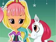 Перукарня принцес поні