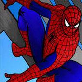 Людина Павук розмальовки