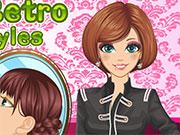 Ретро зачіски