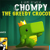 Зелений крокодил