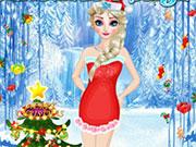 Холодне серце на Різдво