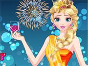 Ельза на Новий рік