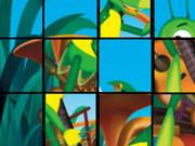 Лунтик і п'ятнашки з коником Кузею