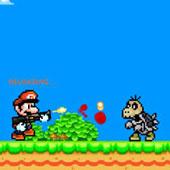 Маріо трощить злісних черепах