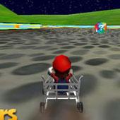 Гонки з Маріо на візках