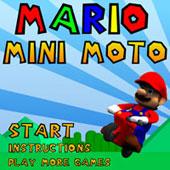 Маріо в мотогонках