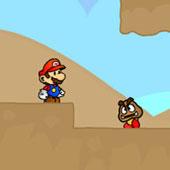 Маріо бродилка 3: Маріо в пустелі