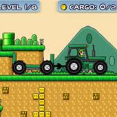 Маріо керує трактором 3: Збираємо монетки