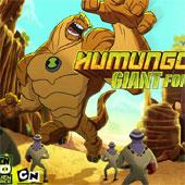 Бен 10: Бій з Гумунгазавром
