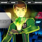 Бен 10: Створи Прибульця