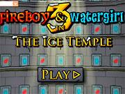 Вогонь і Вода 3 - пригоди в Крижаному Храмі