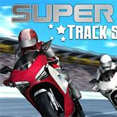 Суперзірка треку на мотоциклі