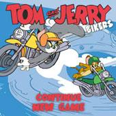 Гонки на мотоциклах Том і Джеррі