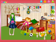 Переробки кімнати ляльки