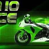 Гонки на мотоциклах Бен10