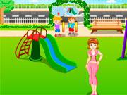 Догляд за дітьми в парку
