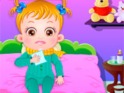 Догляд за хворим малюком