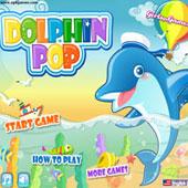 Дельфін і кульки
