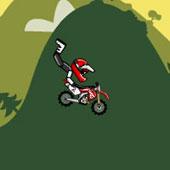 Гонки на мотоциклах трюки