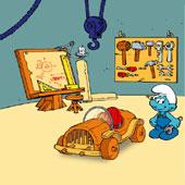 розвиваюча гра для дітей 8 років: Збери машину