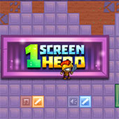 Герой одного екрану