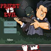 Бійка: Священик проти зомбі