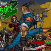 Бійки 2: Ніндзя проти зомбі