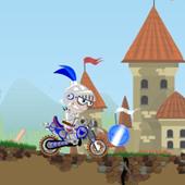 Середньовічний мотоцикліст