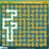 Логічна головоломка: Електричне з'єднання