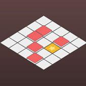 Логічна розкладка квадратів