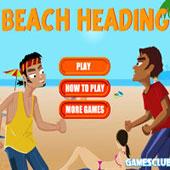 Футбол головами 2: На пляжі