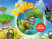 Пригоди дуже небезпечного динозавра
