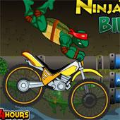 Черепашки Ніндзя на Мотоциклі