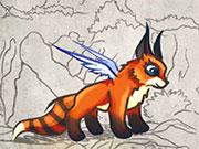Казка про вогняну лисицю