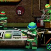 Лего Черепашки Ніндзя: Врятувати Ейпріл