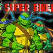 Черепашки Ніндзя: Супер Байкери