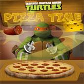 Черепашки Ніндзя: Час Для Піци