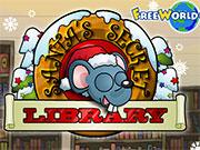 Рудольф у секретній бібліотеці Санти