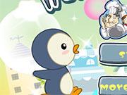 Дуже голодний пінгвін