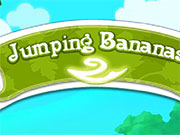 Забавна мавпочка збирає банани