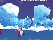 Бродилка Дід мороз проти лиходіїв
