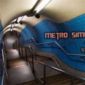 Симулятор поїзда метро